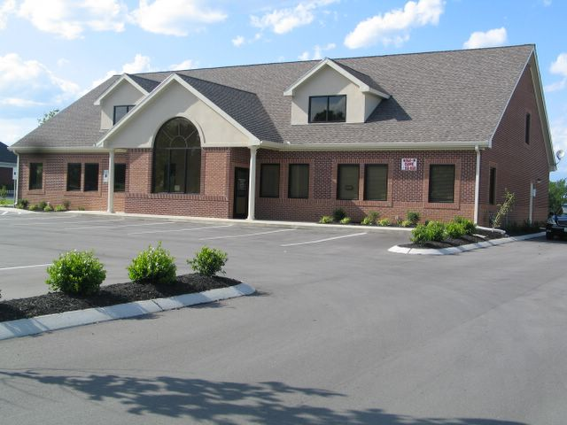 Internal Medicine Associates Office Front View