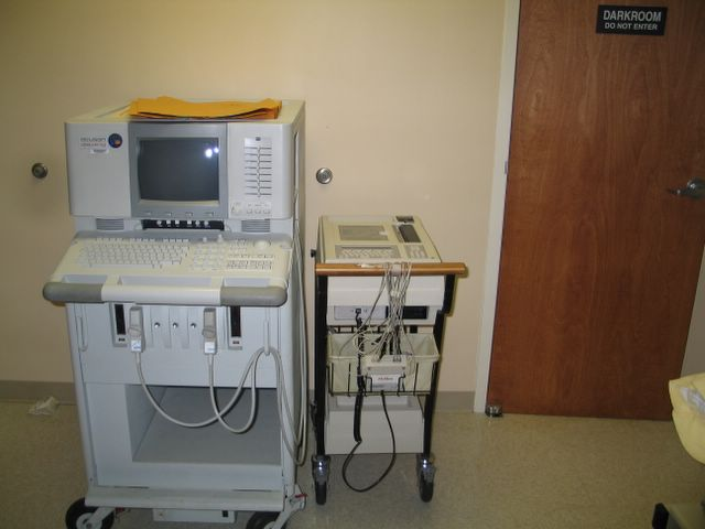 Ultrasound & EKG Machine